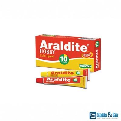 ARALDITE HOBBY 10MIN 16GR - ARALDITE