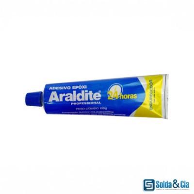 ARALDITE PROFISSIONAL 24HS - BRASCOLA