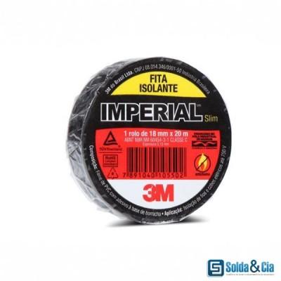 FITA ISOLANTE 18 X 10 - IMPERIAL