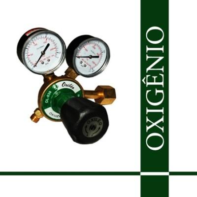 REGULADOR DE PRESSÃO PARA OXIGÊNIO - OXILEO