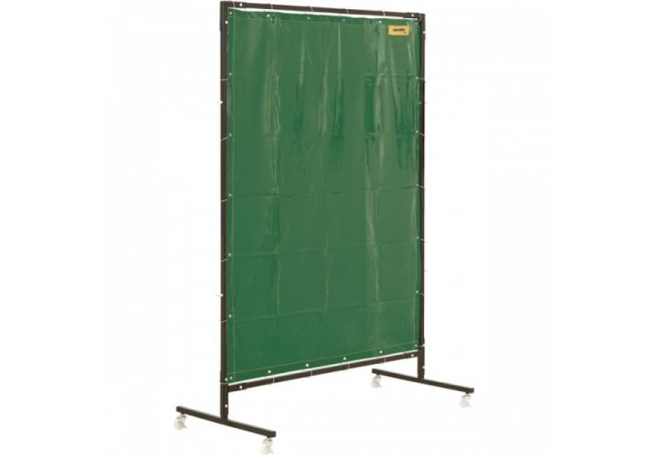Cortina de solda verde 1 22 x 1 78 m for Cortina verde agua