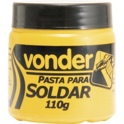 PASTA PARA SOLDA ELÉTRICA 110 GR - VONDER