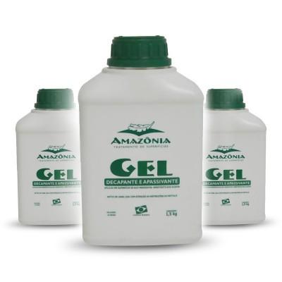 GEL DECAPANTE E PASSIVANTE 1,50 KG - AMAZONIA